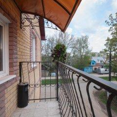Гостиница Династия балкон