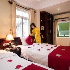 Hanoi Central Park Hotel 3* Стандартный номер с различными типами кроватей