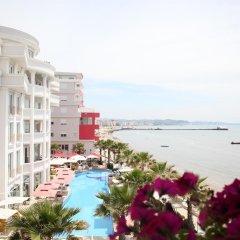 Palace Hotel And Spa Дуррес пляж