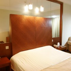 Отель Jingbin Hotel Китай, Пекин - отзывы, цены и фото номеров - забронировать отель Jingbin Hotel онлайн комната для гостей фото 4