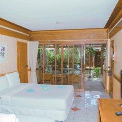 Отель Ko Tao Resort - Beach Zone 3* Номер Делюкс с различными типами кроватей фото 3