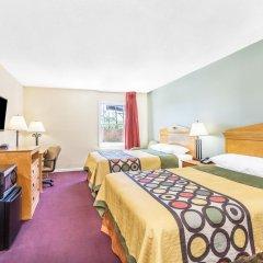 Отель Super 8 by Wyndham Manning 2* Стандартный номер с 2 отдельными кроватями фото 3