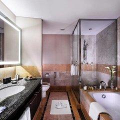 Отель Oakwood Premier Coex Center Улучшенные апартаменты с различными типами кроватей фото 4
