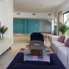 Ramada Hotel & Suites by Wyndham JBR 4* Люкс с различными типами кроватей фото 7