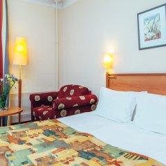 Гостиница Октябрьская 4* Стандартный номер с различными типами кроватей фото 16