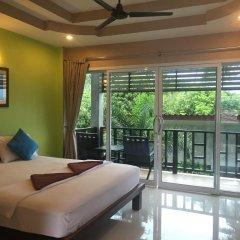 Baan Suan Ta Hotel 2* Улучшенный номер с различными типами кроватей фото 10