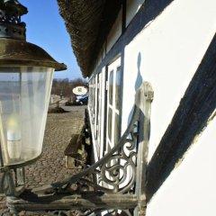 Отель Årslev Kro Дания, Орхус - отзывы, цены и фото номеров - забронировать отель Årslev Kro онлайн балкон