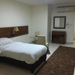 Zaina Plaza Hotel 2* Стандартный номер с различными типами кроватей фото 13