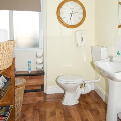Kipps Brighton Hostel ванная