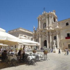 Отель Residence Michelangelo Италия, Сиракуза - отзывы, цены и фото номеров - забронировать отель Residence Michelangelo онлайн фото 2