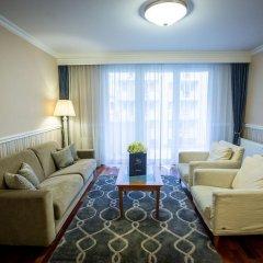 Queen's Court Hotel &Residence 5* Люкс с различными типами кроватей фото 4