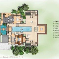 Отель Trisara Villas & Residences Phuket 5* Стандартный номер с различными типами кроватей фото 3