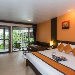 Отель Baan Chaweng Beach Resort & Spa 3* Номер Superior building с различными типами кроватей фото 11