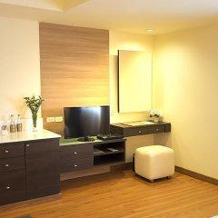 Отель Aspen Suites 4* Номер Делюкс фото 3