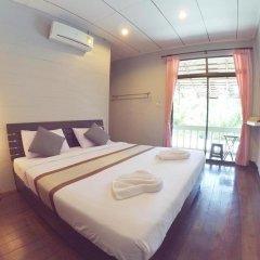 Отель Marina Hut Guest House - Klong Nin Beach 2* Стандартный номер с различными типами кроватей фото 19