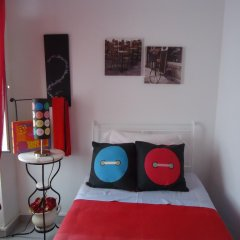 Отель A Casa dos Padrinhos Стандартный номер разные типы кроватей фото 3