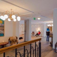 Отель Oppdal Turisthotell спа