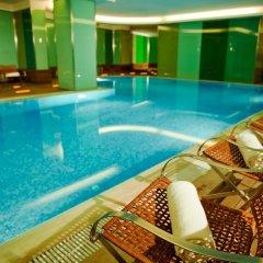 Отель Crowne Plaza Istanbul - Harbiye бассейн