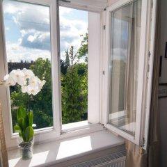 Отель Pensyonat Sopocki Сопот балкон