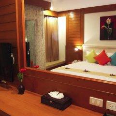 Отель Baumancasa Beach Resort 3* Номер Делюкс с двуспальной кроватью фото 6