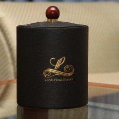 Lavender Hotel Sharjah 4* Стандартный номер