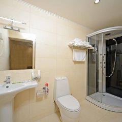 Гостиница ХИТ 3* Люкс с различными типами кроватей фото 12