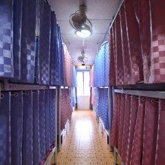 Decor Do Hostel Кровать в общем номере с двухъярусной кроватью фото 5