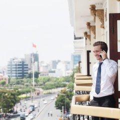 Hotel Majestic Saigon балкон