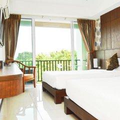 Lub Sbuy House Hotel 3* Улучшенный номер с различными типами кроватей фото 8