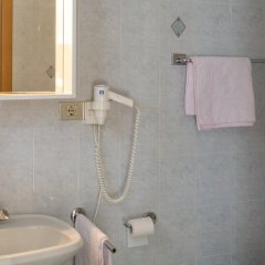 Отель Residence Königsrainer Горнолыжный курорт Ортлер ванная