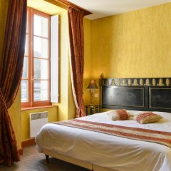 Hotel The Originals Domaine des Thômeaux (ex Relais du Silence) 3* Улучшенный номер с различными типами кроватей