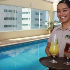 Hotel Villa Florida бассейн фото 2