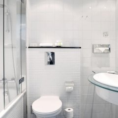 Отель Copenhagen Island 4* Улучшенный номер с различными типами кроватей фото 4