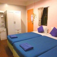 Отель Sawasdee Smile Inn Hotel Таиланд, Бангкок - отзывы, цены и фото номеров - забронировать отель Sawasdee Smile Inn Hotel онлайн комната для гостей