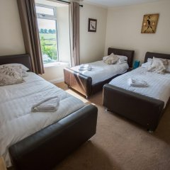 Отель The Kings Arms 3* Стандартный номер с различными типами кроватей фото 8