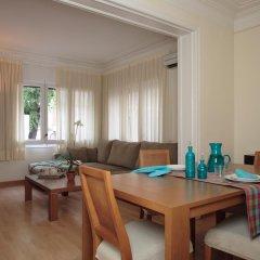 Отель Classbedroom Apartments III Испания, Барселона - отзывы, цены и фото номеров - забронировать отель Classbedroom Apartments III онлайн комната для гостей фото 3
