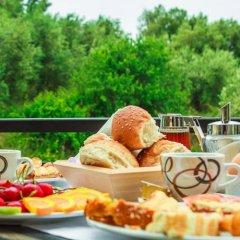 Отель Oreiades Guesthouse Ситония питание фото 3