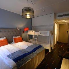 Отель Scandic Stavanger City 4* Стандартный номер с различными типами кроватей фото 4