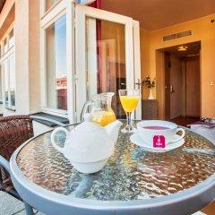 Отель Amarilis Чехия, Прага - 1 отзыв об отеле, цены и фото номеров - забронировать отель Amarilis онлайн балкон