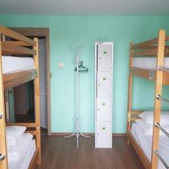 Хостел SunShine Кровать в мужском общем номере с двухъярусной кроватью фото 16