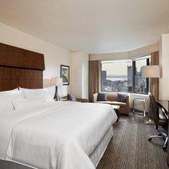 Отель Westin New York Grand Central 4* Номер Делюкс с различными типами кроватей фото 6