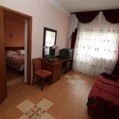 Mashuk Hotel 2* Люкс с различными типами кроватей фото 7