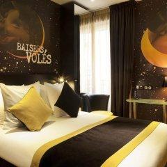 Hotel Montmartre Mon Amour 4* Стандартный номер с различными типами кроватей фото 6