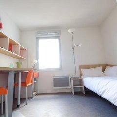 Отель Apparteo Lyon 7 Gerland Франция, Лион - отзывы, цены и фото номеров - забронировать отель Apparteo Lyon 7 Gerland онлайн комната для гостей фото 3