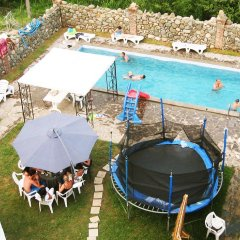 Отель Staryy Dom бассейн фото 2