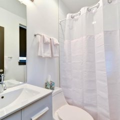 Отель Capitol Hill Flats ванная