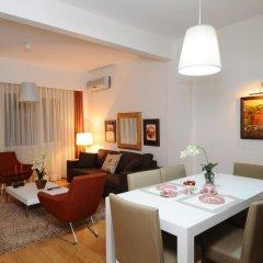 Отель Cheya Gumussuyu Residence 4* Апартаменты с различными типами кроватей фото 13