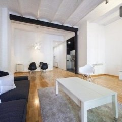 Апартаменты Apartment Minimalist Bcn Centre Барселона комната для гостей фото 4