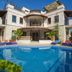 Отель Villa Tera Mare Калкан бассейн фото 2