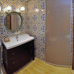 Отель Simonos apartamentai ванная